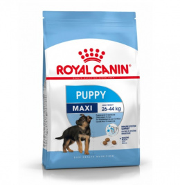 Корм для щенков - Royal Canin Maxi Puppy, 4 кг
