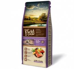 Корм для собак - SamsField Salmon & Potato Adult, 13 кг