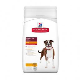 Diētiskā barība suņiem - Hills Canine Adult Light, 12 kg