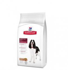 Barība suņiem - Hills Canine Adult, Lamb & Rice, 18 kg