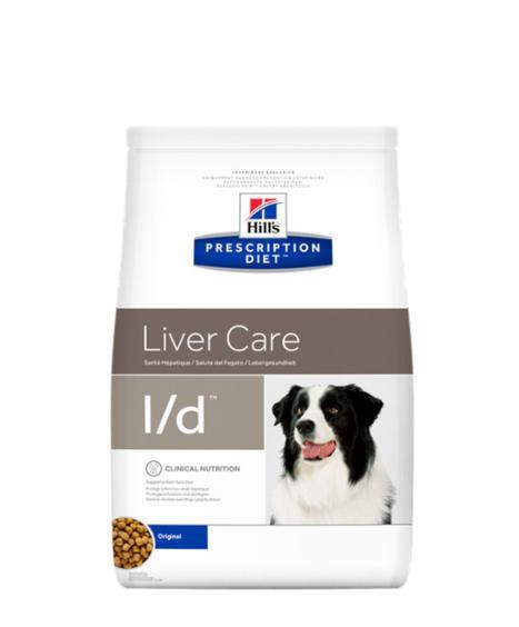 Veterinārā barība suņiem - Hills Canine l/d, 2 kg