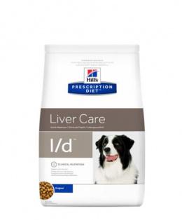 Ветеринарный корм для собак - Hills Canine l/d,  2 кг