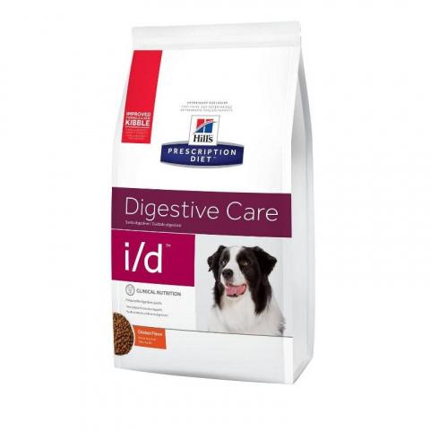 Veterinārā barība suņiem - Hill's Canine i/d, 5 kg