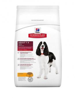 Корм для собак - Hills Canine Adult Chicken, 2.5 кг