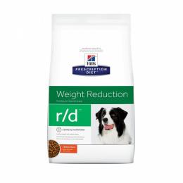 Veterinārā barība suņiem - Hills Canine  r/d, 1,5 kg