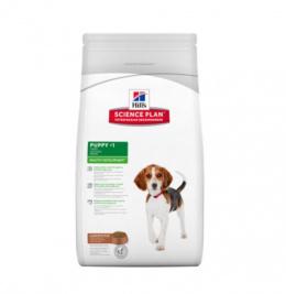 Корм для щенков - Hills Canine Puppy Lamb and Rice, 18 кг