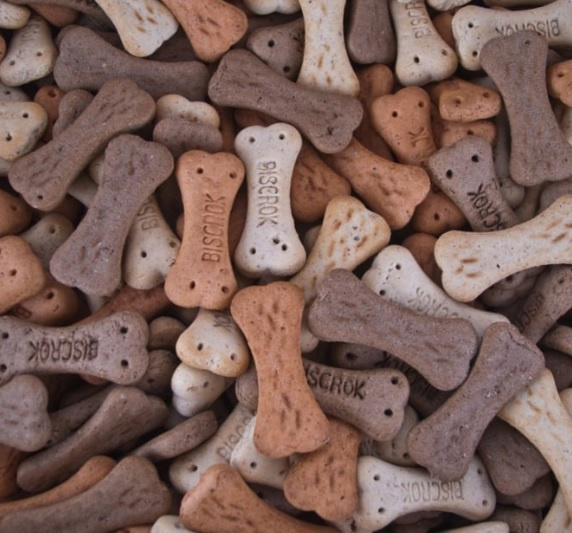 Gardums suņiem - Cepumi Pedigree Biscrok, 200 g