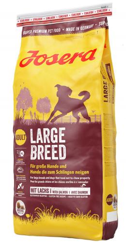 Barība suņiem - Josera Large Breed, 15 kg