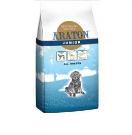 Barība kucēniem - Araton Dog Junior 3 kg