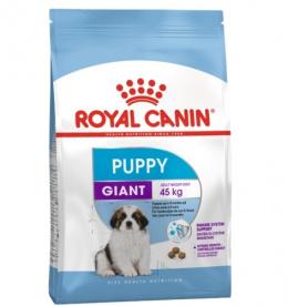Корм для щенков - Royal Canin Giant Puppy, 15 кг