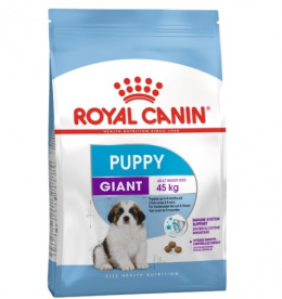 Корм для щенков - Royal Canin Giant Puppy, 3.5 кг