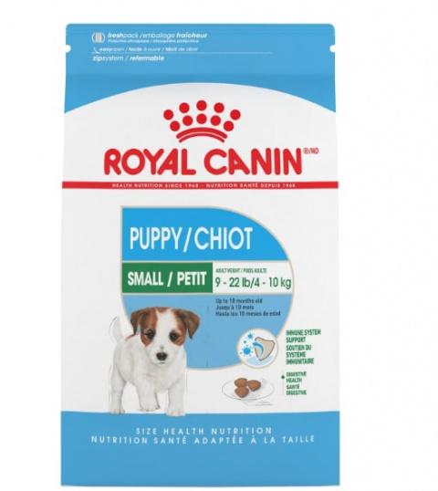 Barība kucēniem - Royal Canin Mini Puppy, 0,8 kg title=