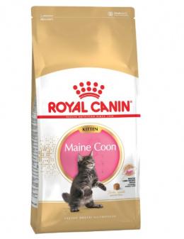 Barība kaķēniem - Royal Canin Feline Maine Coon Kitten, 10 kg