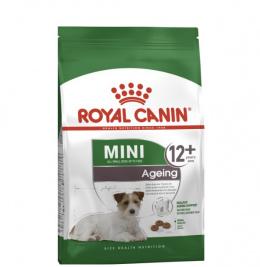 Корм для собак сеньоров - Royal Canin Mini Ageing+12, 1.5 кг