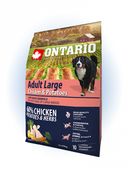 Ontario Adult Large Chicken & Potatoes