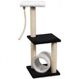 Mājiņa kaķiem – Magic Cat Andrea 85 cm, Beige/Black