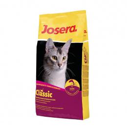 Barība kaķiem - Josera Classic, 10 kg