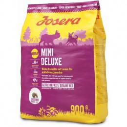 Корм для собак - Josera Adult Mini Deluxe, 900 г