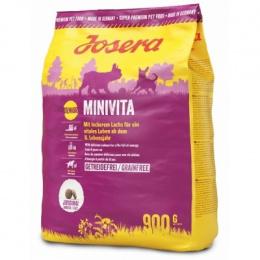 Корм для собак – Josera Senior Mini Vita, 900 г