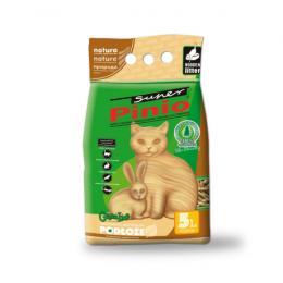 Наполнитель для животных -  Super Pinio Natural, 5 л
