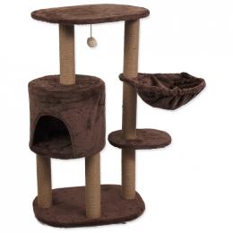 Mājiņa kaķiem – Magic Cat Amanda, 110 cm, Brown