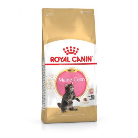 Корм для котят - Royal Canin Feline Maine Coon Kitten, 2 кг