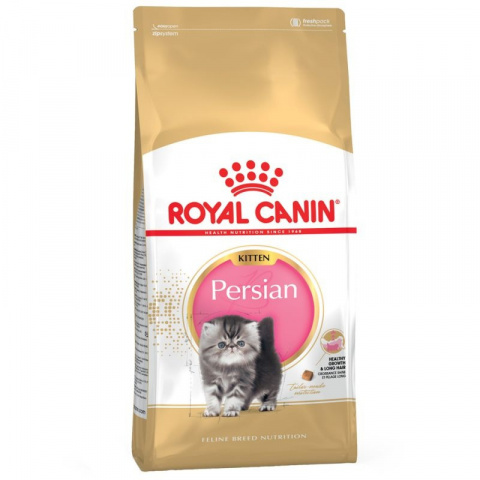Barība kaķēniem - Royal Canin Feline Kitten Persian, 10 kg title=