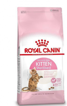 Корм для котят - Royal Canin Feline Kitten Sterilised, 2 кг