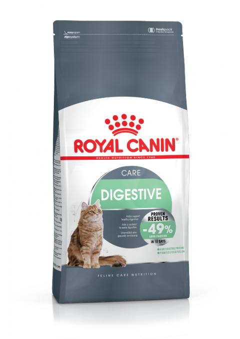 Корм для кошек - Royal Canin Feline Digestive Care, 0,4 кг title=