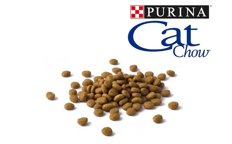 Barība kaķiem - Cat Chow Hairball Control, 400 gr / spalvas izvadīšanai no kuņģa