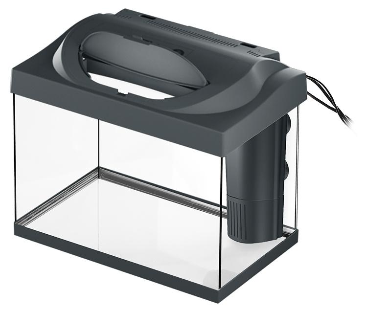Аквариум - TETRA Starter Line LED 30l, Goldfish, black