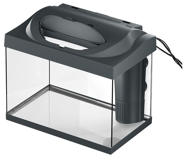 Akvārijs - TETRA Starter Line LED 30l, Goldfish, black