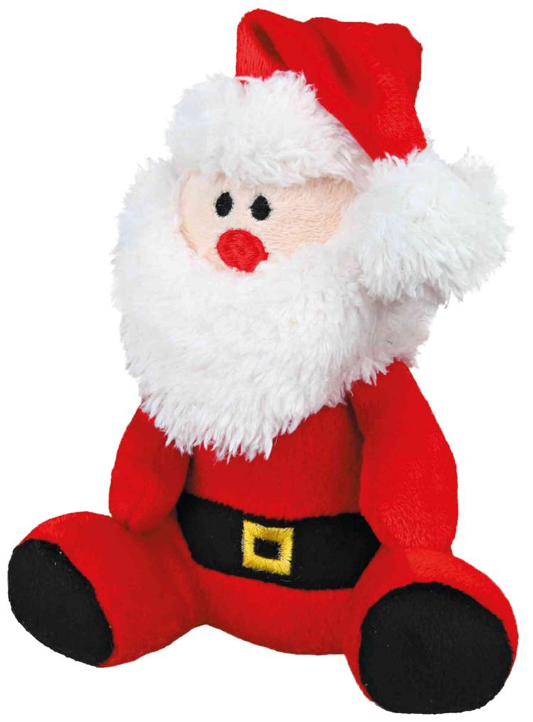 Игрушка для собак - Trixie Рождественская игрушка, плюш, 20 cм