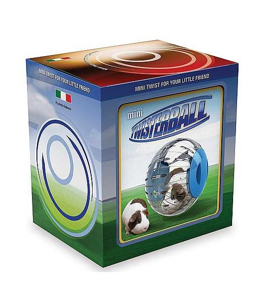 Pastaigu bumba - Mini Twisterball 12,5 cm