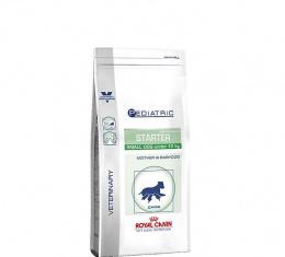 Barība grūsnām un laktējošām kucēm un kucēniem - Royal Canin VD Pediatric Starter Small Dog, 1.5kg