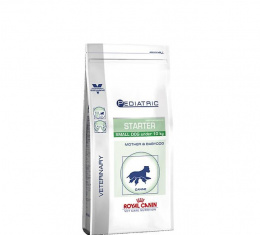 Корм для собак  - Royal Canin VD Pediatric Starter Small Dog, 1.5 кг