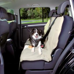 Automašīnas sēdekļu pārklājs - TRIXIE Car Seat Cover, Beige, 1,40 x 1,20 m