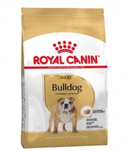 Barība suņiem - Royal Canin Bulldog, 3 kg
