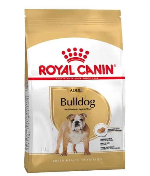 Корм для собак - Royal Canin SN Bulldog, 3 кг