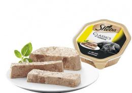 Konservi kaķiem - Sheba Tray ar cāļa gaļu, 85 g