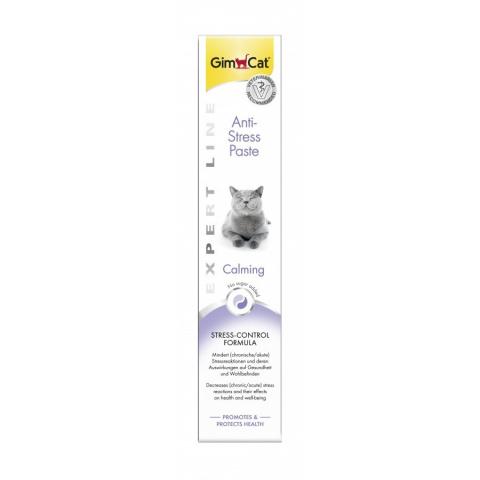 Витаминная добавка для кошек -  GimCat Expert Line Anti-Stress Paste, 50 г