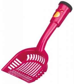 Lāpstiņa kaķu tualetei - Trixie Litter Scoop with Dirt Bags, M
