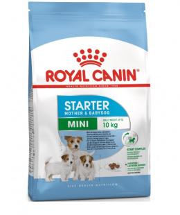 Barība kucēniem - Royal Canin Starter Mini, 3 kg