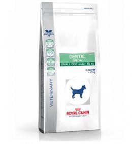 Veterinārā barība suņiem - Royal Canin VD Dental Small Dog 2kg