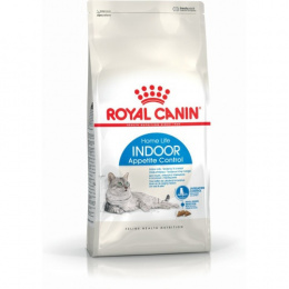 Barība kaķiem - Royal Canin Indoor Appetite Control, 0.4 kg