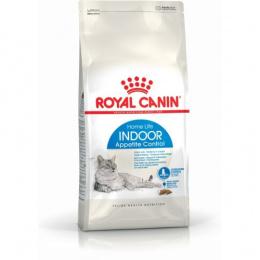 Barība kaķiem - Royal Canin Feline Indoor Appetite Control, 2 kg