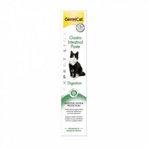 Vitaminizēta pasta kaķiem - Gim Cat Expert Line Gastro Intestinal Paste, 50g