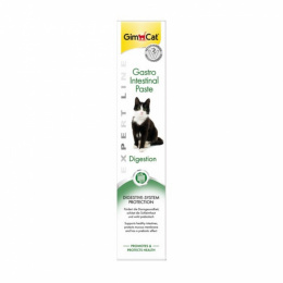Vitaminizēta pasta kaķiem - GimCat Expert Line Gastro Intestinal Paste, 50 g