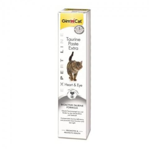 Vitaminizēta pasta kaķiem - Gim Cat Expert Line Taurine Paste Extra, 50 g