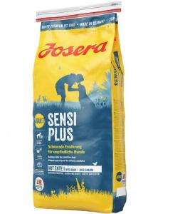 Barība suņiem - Josera SensiPlus (Adult Sensitive), 15 kg